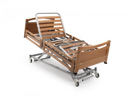 Queen Top in R52/R54 design met deelbare zijhekken